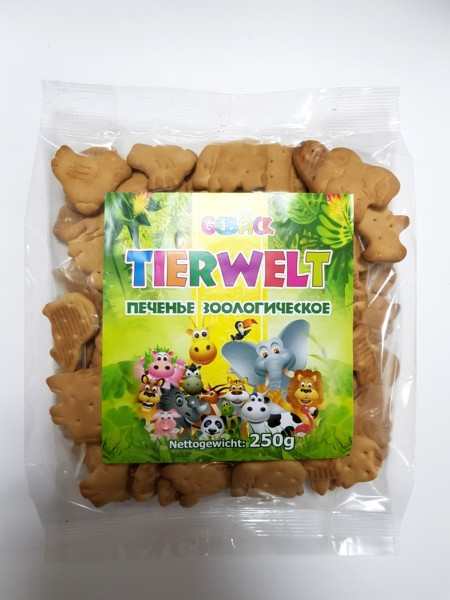 "Gebäck ""Tierwelt"""
