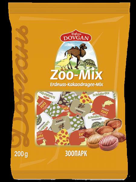"Caramel-Bonbons ""ZOO"" mit Schoko-Nuss Füllung"
