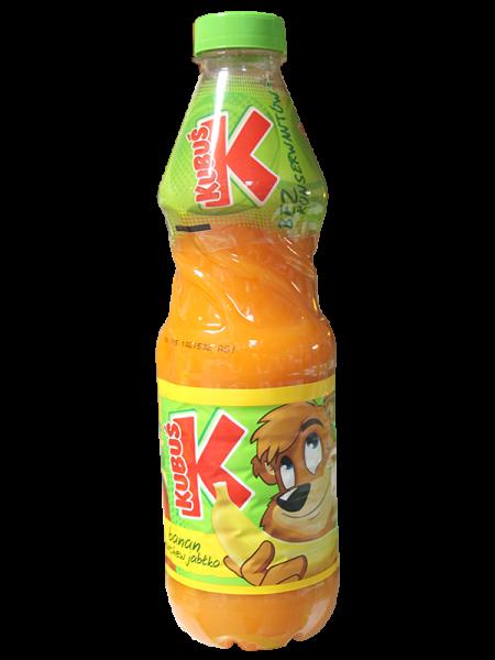 Karotten-Apfel-Banane Saft