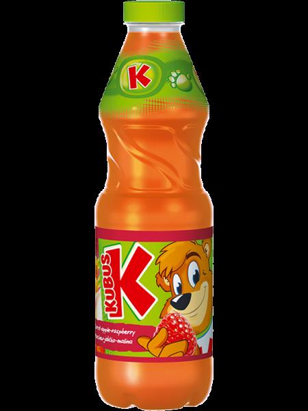 Karotten-Apfel-Himbeere Getränk