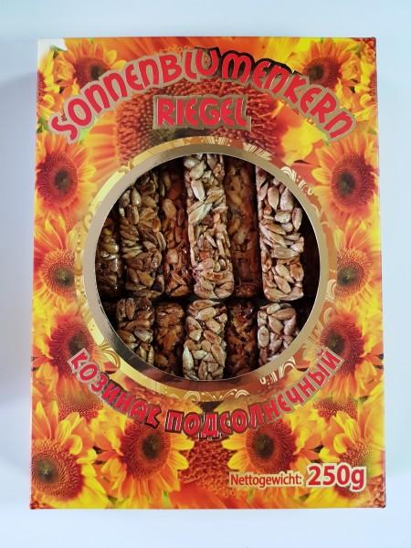 Sonnenblumenkern Riegel Kozinak