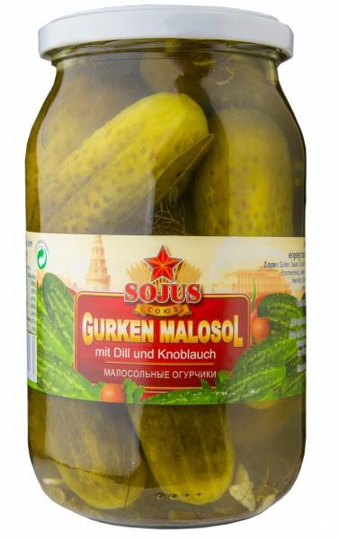 "Sojus - Gurken ""Malosol"""